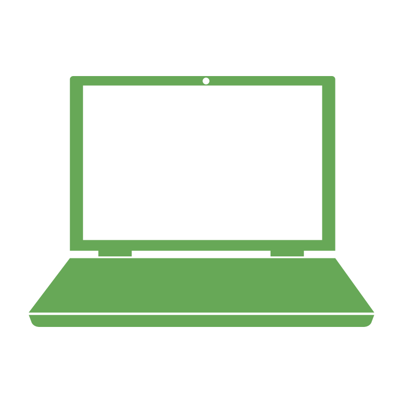 Online Learning laptop image